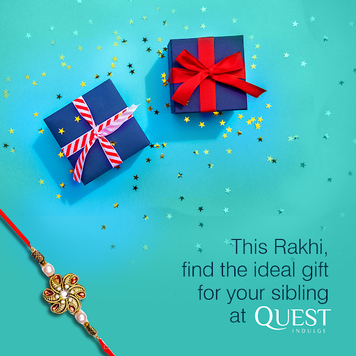 This Raksha Bandhan, find the ideal gift for your sibling at Quest
