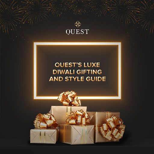Quest's luxe Diwali gifting and style guide