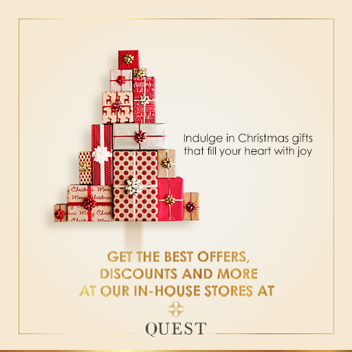 Saying goodbye to 2020 with the best offers and discounts at Quest