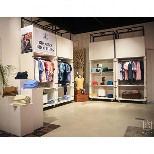 Diesel, Brooks Brothers, Bcbg & Juicy Couture