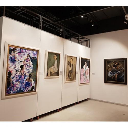 Image Versus Illusion, Art Show