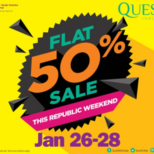 Republic Day Sale 2018