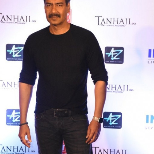 Ajay Devgn at Inox