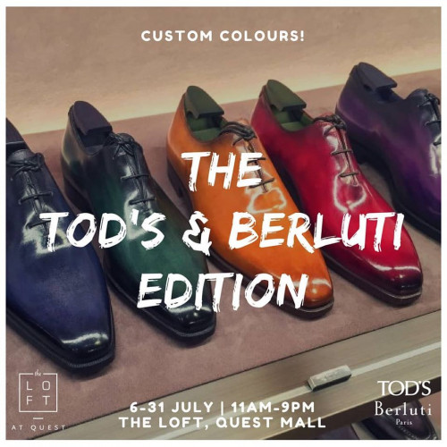 The Tods and Beruti Edition