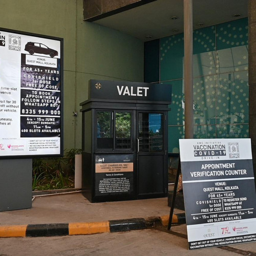 FREE Drive-in Vaccination Drive At Quest